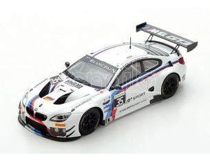 Spark Model SB177 BMW M6 N.35 24 H SPA 2017 M.PALTTALA-C.KROGNES-N.MENZEL-M.HENKOLA 1:43 Modellino