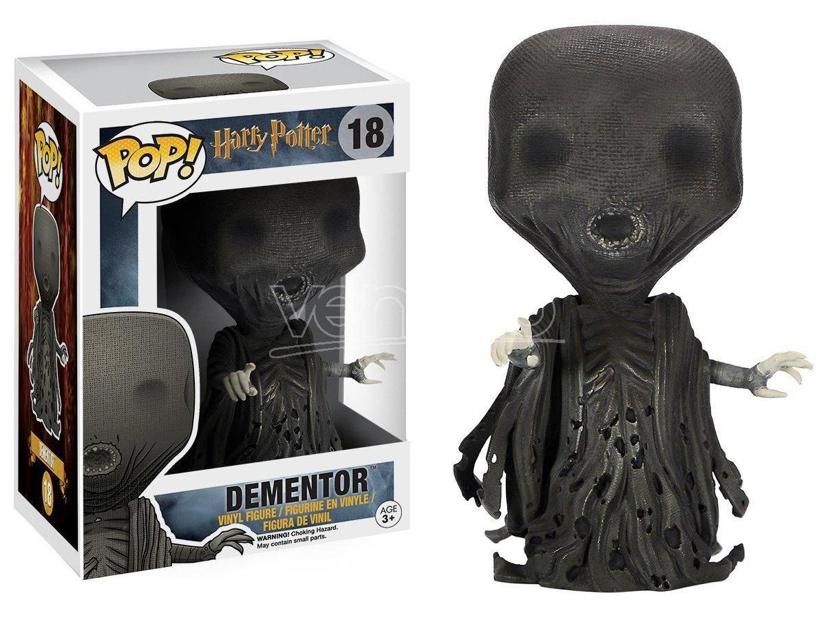 Funko Harry Potter POP Movies Vinile Figura Dissennatore 9 cm