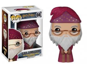 Funko Harry Potter POP Movies Vinile Figura Albus Silente 9 cm