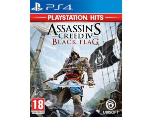 ASSASSIN'S CREED 4 BLACK FLAG PS HITS AVVENTURA - PLAYSTATION