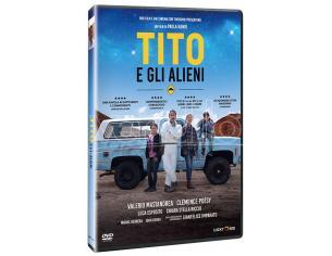 TITO E GLI ALIENI FANTASCIENZA - DVD