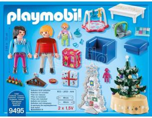 PLAYMOBIL CHRISTMAS 9495 - NATALE IN FAMIGLIA