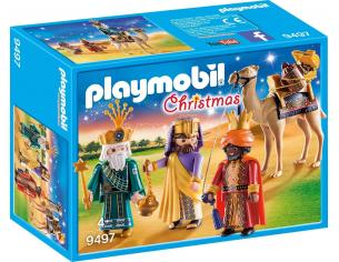 Playmobil Natale 9497 - Re Magi