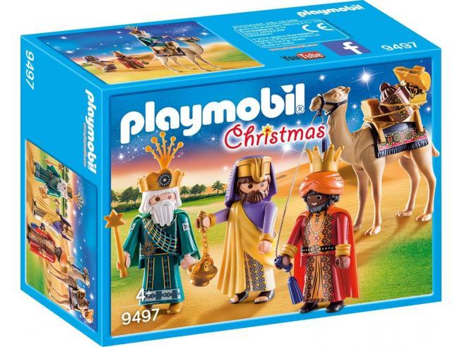 Playmobil Natale 9497 - Re Magi