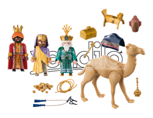 PLAYMOBIL CHRISTMAS 9497 - RE MAGI