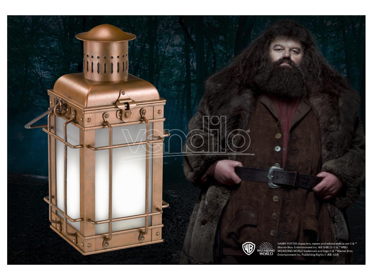 Harry Potter Lanterna Rebus Hagrid Replica 35 Cm Noble Collection