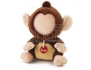 True Emotion Scimmia 2904-739 Trudi 15 cm Peluche