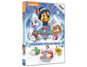 PAW PATROL: I CUCCIOLI SULLA NEVE ANIMAZIONE - DVD