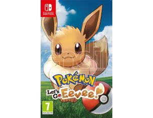 POKEMON: LET'S GO, EEVEE! AVVENTURA - NINTENDO SWITCH