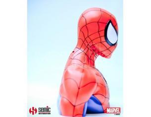 Salvadanaio busto Spider-Man Deluxe Uomo ragno Semic