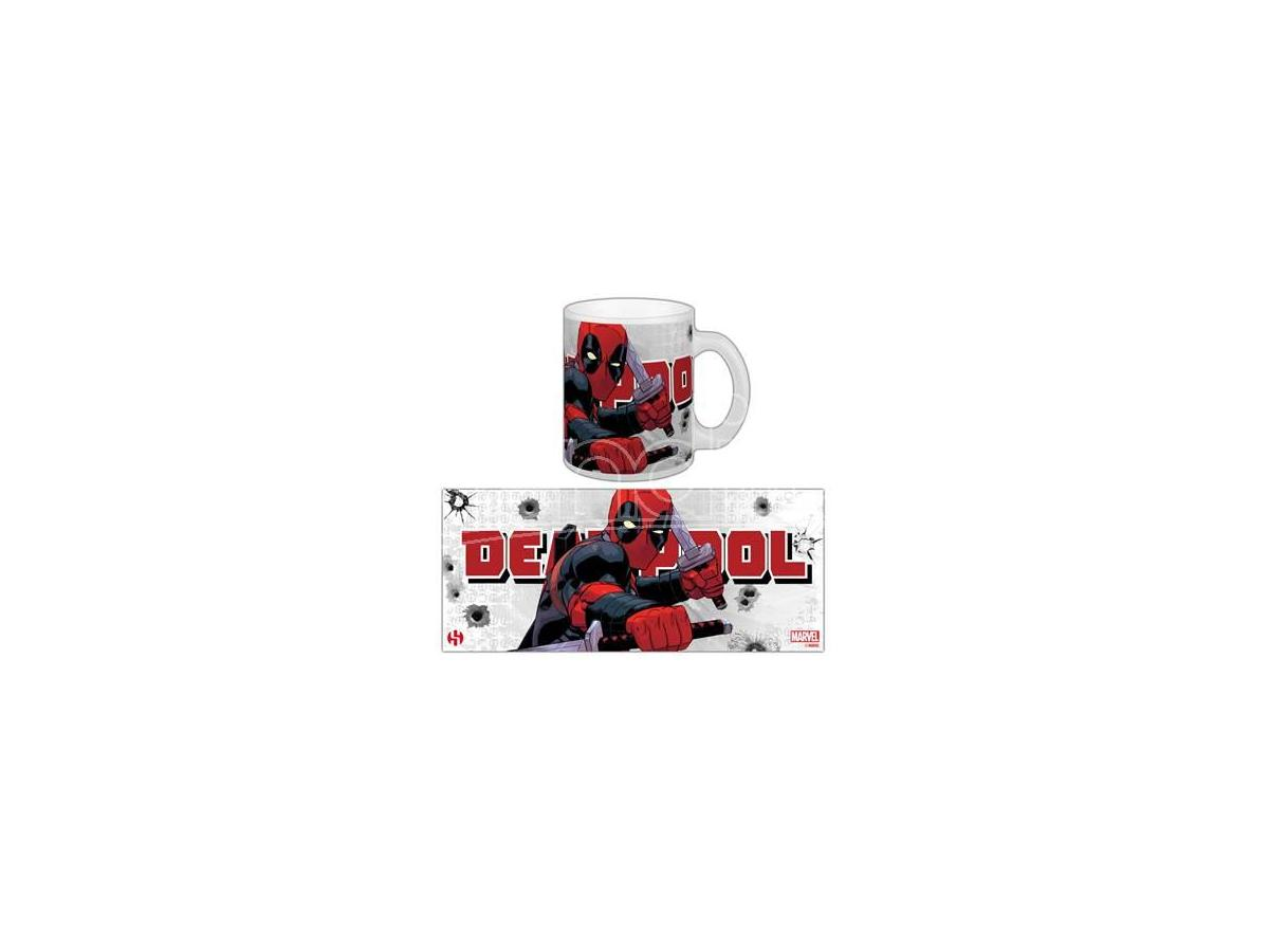 SEMIC DEADPOOL KATANA RAMA MUG TAZZA