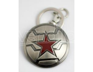 SEMIC WINTER SOLDIER KEYCHAIN PORTACHIAVI