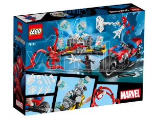 LEGO SUPER HEROES 76113 - SPIDER-MAN MOTOCICLETTA