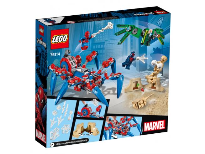 LEGO SUPER HEROES 76114 - SPIDER-MAN SPIDER CRAWLER
