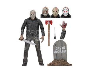 NECA FRIDAY 13TH P.5 ULT JASON DREAM SEQUENCE ACTION FIGURE