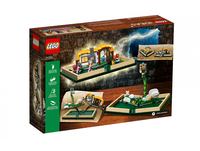 LEGO IDEAS 21315 - LIBRO POP-UP