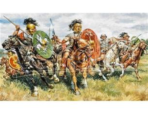 Italeri IT6028 ROMAN CAVALRY SOLDATINI KIT 1:72 Modellino