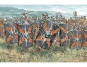 Italeri IT6047 CESAR'S WARS ROMAN INFANTRY KIT 1:72 Modellino