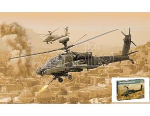 Italeri IT2748 AH-64D LONGBOW APACHE KIT 1:48 Modellino