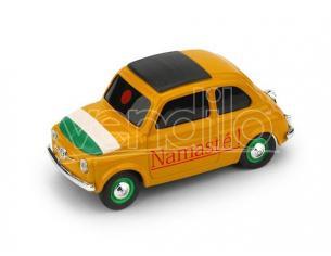 Brumm BMBR064 FIAT 500 BRUMS INDIA NAMASTE 1:43 Modellino