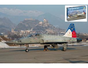 Italeri IT1420 F-5 E SWISS AIR FORCE KIT 1:72 Modellino