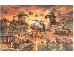 Italeri IT6184 BATTLE AT MALINAVA 1944  KIT 1:72 Modellino