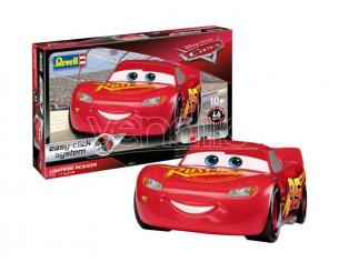 Revell RV07813 CARS 3 LIGHTING McQUEEN CRAZY 8 RACE KIT 1:24 Modellino