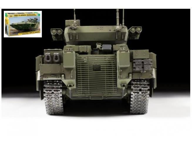Zvezda Z3681 TBMP T-15 ARMATA RUSSIAN HEAVY INFANTRY FIGHTING VEHICLE KIT 1:35 Modellino