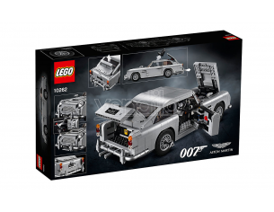 LEGO CREATOR 10262 - ASTON MARTIN DB5 DI JAMES BOND