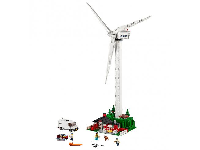 LEGO CREATOR 10268 - MULINO A VENTO DI VESTAS