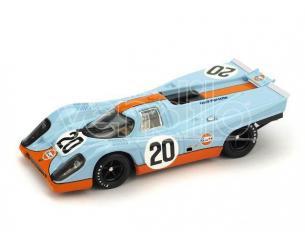 Brumm BM0493 PORSCHE 917K N.20 24th LE MANS 1970 SIFFERT-REDMAN 1:43 Modellino