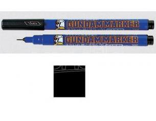 GSI CREOS GUNDAM MARKER GM-01 COLORI Pennarello nero a punta ultra fine