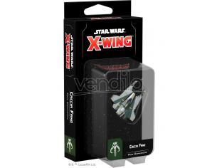 ASTERION SW X-WING II ED. CACCIA FANG GIOCO DA TAVOLO
