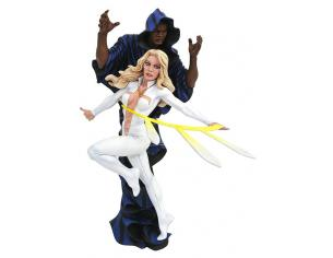 DIAMOND SELECT MARVEL GALLERY CLOAK & DAGGER COMIC ST STATUA
