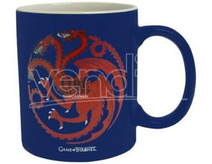 SD TOYS GAME OF THRONES MUG F&B TARGARY BLUE TAZZA