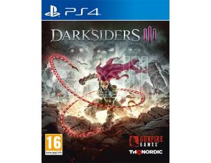 DARKSIDERS III AZIONE - PLAYSTATION 4
