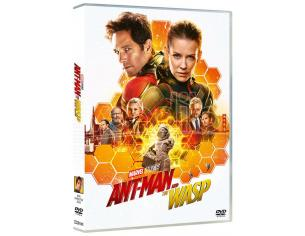Ant-man E The Wasp Azione - Dvd
