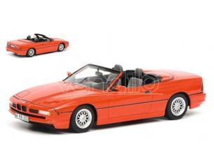 Schuco SH0068 BMW 850i CABRIO RED 1:18 Modellino