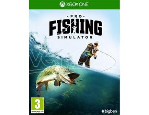 PRO FISHING SIMULATOR SIMULAZIONE - XBOX ONE