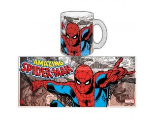SEMIC MARVEL RETRO SPIDERMAN MUG TAZZA