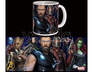 SEMIC AIW GUARDIANS AND THOR MUG TAZZA
