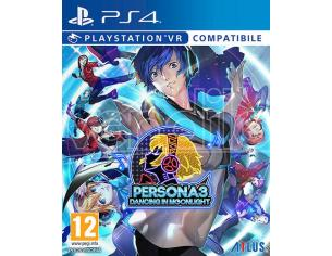 PERSONA 3 DANCING MOON NIGHT-DAY ONE ED. PARTY GAME - PLAYSTATION 4