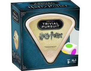 Gioco da Tavolo Trivial Pursuit Harry Potter Inglese Winning SCATOLA ROVINATA