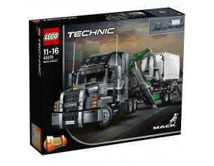 LEGO TECHNIC 42078 - MACK ANTHEM SCATOLA ROVINATA