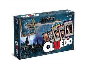 Harry Potter Cluedo Gioco Da Tavolo Versione Italiano Winning Scatola Rovinata