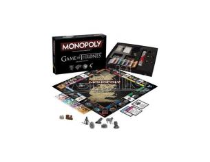 Gioco da Tavolo Monopoly Game of Thrones Italiana Winning SCATOLA ROVINATA