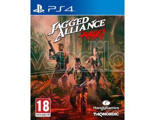 JAGGED ALLIANCE: RAGE STRATEGICO - PLAYSTATION 4