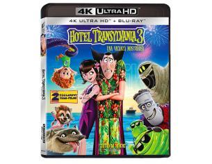 HOTEL TRANSYLVANIA 3 4K (2 DISCHI) ANIMAZIONE - BLU-RAY