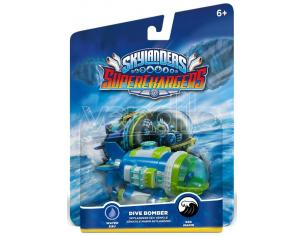SKYLANDERS VEHICLE DIVE BOMBER (SC) - TOYS TO LIFE