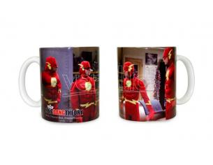 SD TOYS BIG BANG THEORY FLASH COSTUMES MUG TAZZA